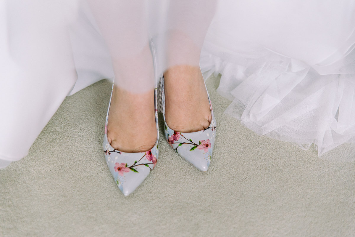 the wedding shoes from ted baker