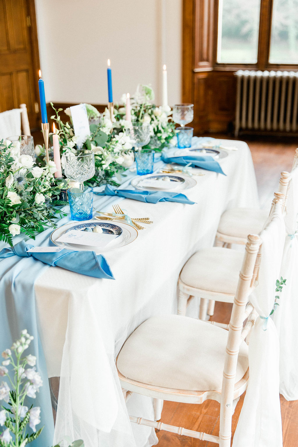 exclusive wedding at thicket priory in York