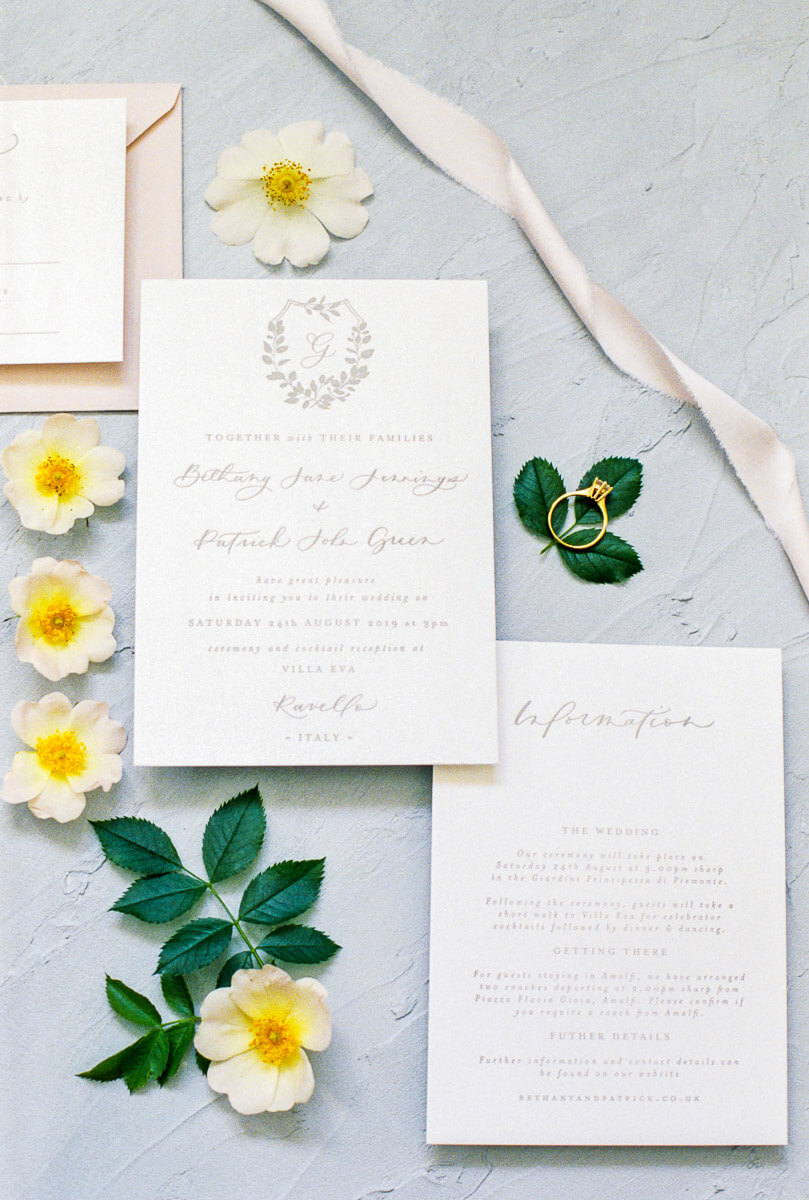 wedding invitation suite inspiration for your wedding day