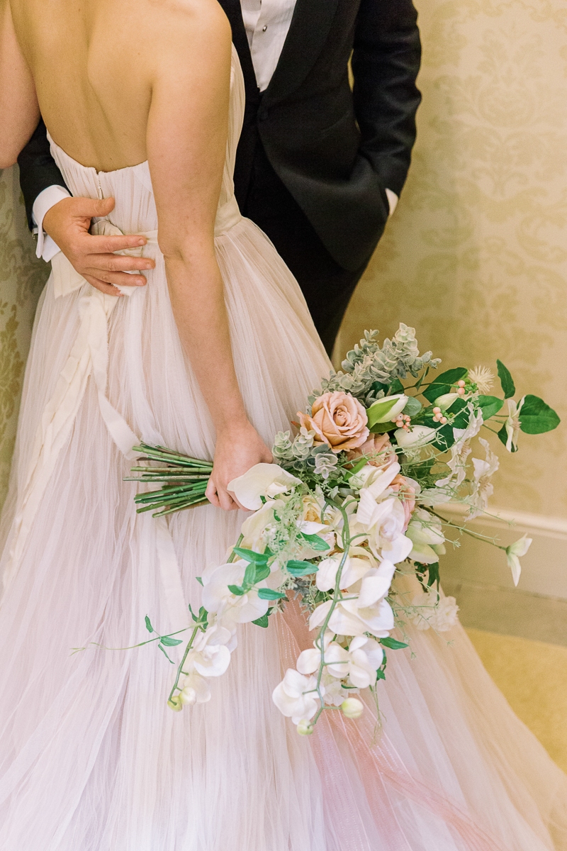 gride and groom photograph